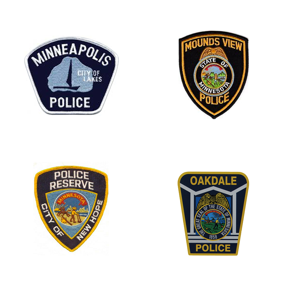 Police Department Logos and Patches