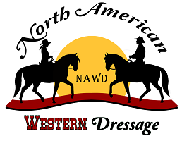 North American Western Dressage logo